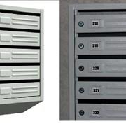 Почтовые ящики от производителя фото