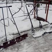 Лопата для снега, ручной грейдер, лопата снегоуборочная фото