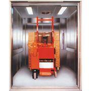 Лифты грузовые Грузовые лифты серии К100 фото