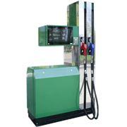 Топливо-Раздаточные Колонки (ТРК) ШЕЛЬФ 200-2 ( КЕД-50 (90)-025-1-2 ) для измерения объёма топлива (бензин керосин и дизтопливо) вязкостью от 055 до 40 мм2/с (от 055 до 40 сСт) вычисления стоимости выданной дозы по предварительно заданной цене фото