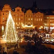 Новый Год 2012 и Рождество в Европе фото