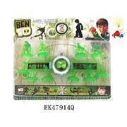 Игр Часы БЕН 10 (72шт) EK47914Q (шт.) фото