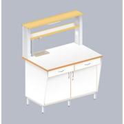 Столы пристенные ЛАБ-1200 ПЛТМ фото