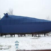 Пошив, изготовление чехлов для RIB лодок фото