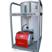 Напольный дизельный котел отопления Kiturami KSO-300R (до 3500 м2) фото
