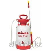 Опрыскиватель садовый Grinda Aqua Spray, широкая горловина, устойчивое дно, алюмини евый удлинитель, 4л Код:8-425114_z01 фото
