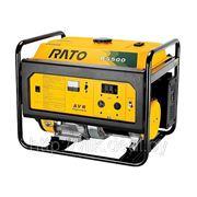 Бензиновый генератор RATO R5500D 5,500 кВт фото