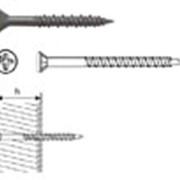 Саморезы Harpoon для крепления влагостойких панелей к металлическим профилям фото