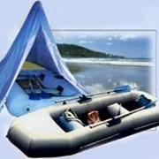 Лодка резиновая надувная гребная Омега-2 (21) фото