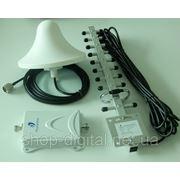 Репитер DCS 1800 МГц, 70dB до 400м2 (мтс,лайф) фото