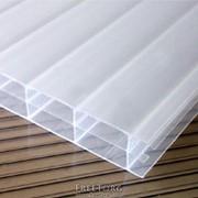 Поликарбонат 10 мм 6000х2100 прозрачный фото