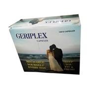 Гериплекс ( Geriplex ) 10 капсул фото