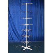 Вертушка под пакеты 7-уровневая. Купить торговое оборудование. фото