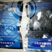 Гарнитура stereo Samsung S8300 вакуумные (упак orig) NEW фото