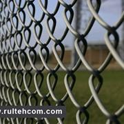 Металлические сетки. Строительная сетка. Металлические заборы. Gard metalic. фото