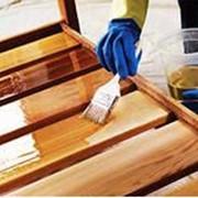 Отделка древесины фото