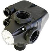 Реле давления РМ/5-3W с манометр.1х1х1 ш/г/г фото