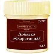 Добавка декоративная Оптимист перламутр, 0,1 л фото