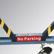 Парковочный барьер механический(рогатка) фото