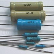 Резистор выводной мощный 330 ом CRL-5W 5Вт 5% фото