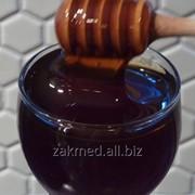 Мёд падевый фото