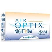 Контактные линзы AIR OPTIX NIGHT & DAY AQUA. фото