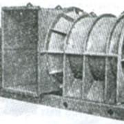 Вентилятор осевой двухступенчатый ВОД 11П фото