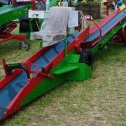 Скутер - подборщик СКП-40 (аналог Grimme T 40) крот фото