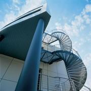 Лестницы стальные фото