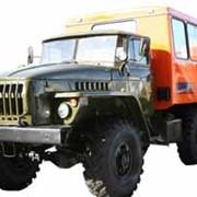 Автомобиль-фургон (кунг) фото