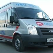 Транспортировка лежачих больных и инвалидов-колясочников фото