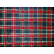 Костюмка Шотландка (синий, бордовый, зеленый) (арт. 06221) фото