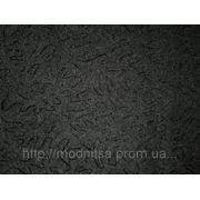 Букле с вышивкой (черный) фото