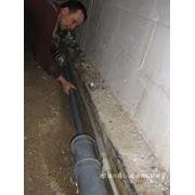 Сантехнические работы водопровод фото