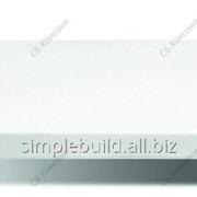 Подоконник ПВХ белый «FineDek»; 0,55x6 метров фото