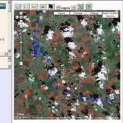 Система мониторинга и диспетчеризация транспорта Навигация 46 - ЖД фото