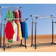 Стойки для одежды вешалки для одежды тремпеля фото