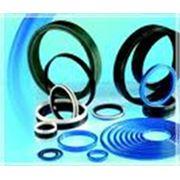 Уплотнения шевронные резинотканевые для гидравлических устройств фото