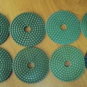 Гибкие алмазные диски для обработки природного камня фото