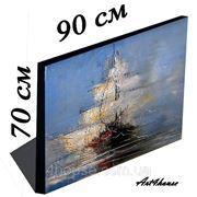 Печать фото на холсте 70 х 90 см фото