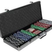 Набор для покера Home Game (500 фишек) фото