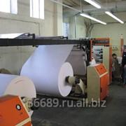 Бумага мелованная в ролях GALERIE LITE Производитель SAPPI (Финляндия) фото