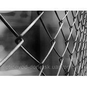 Сетка рабица Донецк фото