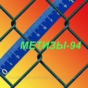 Сетка Рабица с полимерным покрытием 40*2,8 фото