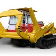 Трактор ЛТ-188 челюстной погрузчик фото