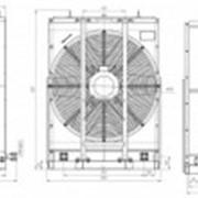 Блок охлаждения масла (ч.43.42.61.034.06.00.000СБ) фото