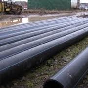Строительство полиэтиленовых газопроводов фото