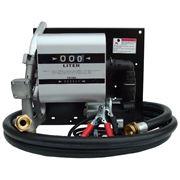 Узел для заправки дизельным топливом со счетчикомWALL TECH 40 - 220В 40 л/мин. фото