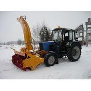 АМКОДОР 9211А1 снегоочиститель фрезерно-роторный фото