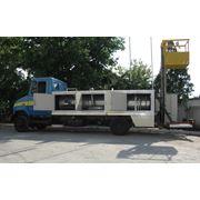 Машины для заправки водой серия ЗПВ фото